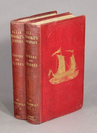 Narrative of events in Borneo and Celebes, down to the occupation of Labuan: from the journals of James Brooke, Esq. Rajah of Sarawak, and governor of Labuan. Together with a narrative of the operations of H. M. S. Iris.
