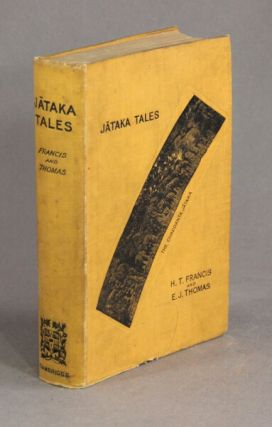 Jataka tales. Selected and edited with introduction and notes