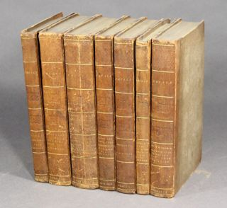 A collection of 23 late 18th-century and early 19th-century trials