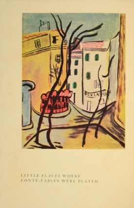 Provence from Minstrels to the Machine ... Illustrations by Biala
