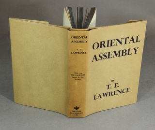 Oriental assembly. Edited by A.W. Lawrence, with photographs by the author.