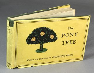 The pony tree. Charlotte Brate.