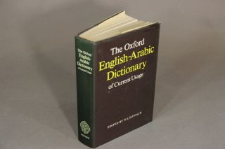 The Oxford English-Arabic dictionary of current usage. N. S. Doniach, ed.