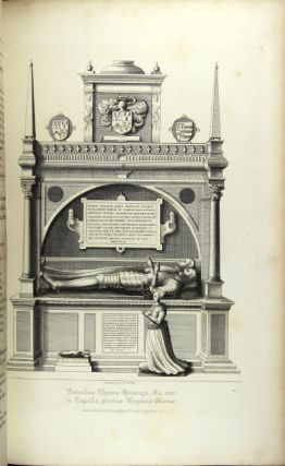 The history of Saint Paul's Cathedral, in London, from its foundation: extracted out of original charters, records, ledger-books, and other manuscripts... With a continuation and additions, including the republication of Sir William Dugdale's life from his own manuscript; by Henry Ellis