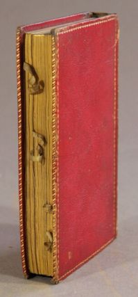 The gentleman's diary, or, the mathematical repository; an almanac for the year of our Lord 1810