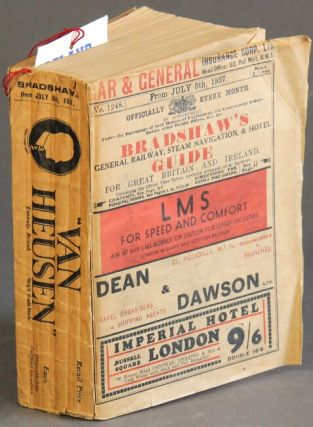 Bradshaw's general railway, steam navigation, & hotel guide for Great Britain and Ireland....