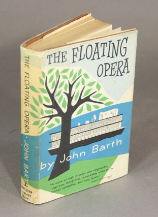 The floating opera. John Barth.