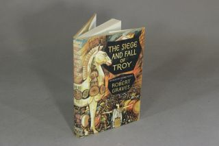 The siege and fall of Troy...Illustrated by Walter Hodges