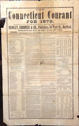 The Connecticut Courant. Goodrich Hawley, Co
