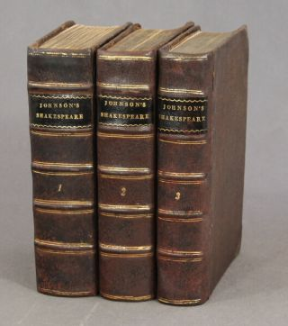 The plays of William Shakespeare, in eight volumes, with the corrections and illustrations of various commentators; to which are added notes by Sam. Johnson. William Shakespeare.