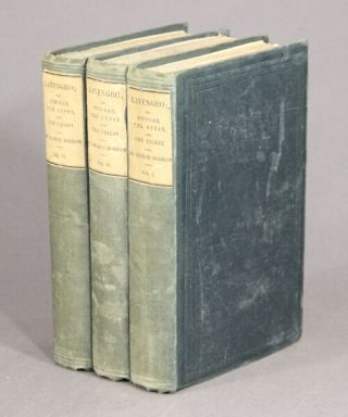 Lavengro; the scholar, the gypsy, the priest. In three volumes