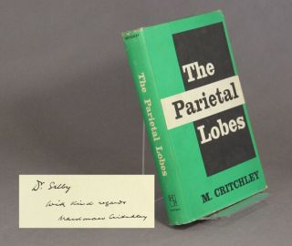 The parietal lobes. Macdonald Chritchley.