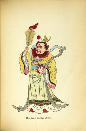 Outlines of Chinese symbolism. An alphabetical compendium of antique legends and beliefs, as reflected in the manners and customs of the Chinese. Charles Alfred Speed Williams.