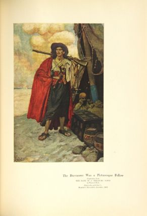 Howard Pyles's book of pirates. Fiction, fact and fancy concerning the buccaneers & marooners of the Spanish Main