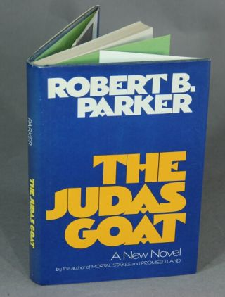 The Judas goat. Robert B. Parker.