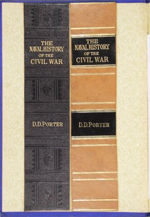 The naval history of the Civil War. David D. Porter, Admiral.