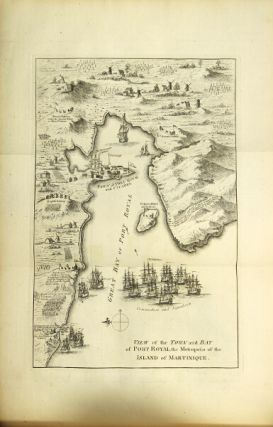 An account of the expedition to the West Indies, against Martinico, with the reduction of Guadelupe, and other the [sic] Leeward Islands; subject to the French King, 1759...The third edition