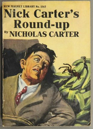 Nick Carter's round-up or the great bond mystery. Nicholas Carter.