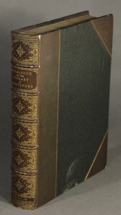 Catalogue of the library at Abbotsford. John George Cochrane