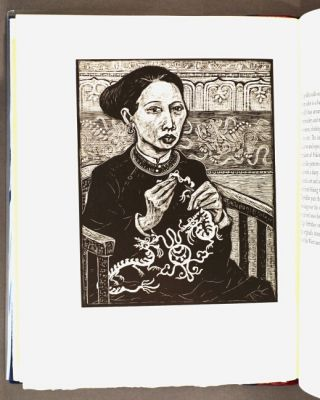 Calls, sounds & merchandise of the Peking street peddlers...With twenty-five wood engravings by Rosemary Covey