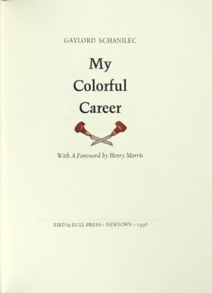 My colorful career