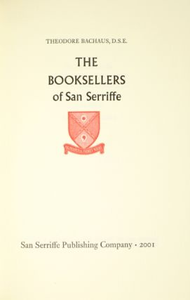 The booksellers of San Serriffe