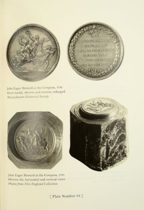 Comitia Americana and related medals: underappreciated monuments to our heritage, a leaf book