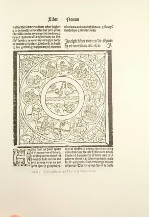 Three lions and the cross of Lorraine: Bartholomaeus Anglicus, John of Trevisa, John Tate, Wynkyn de Worde, and De proprietatibus rerum. A leaf book with essays by...
