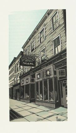 New York revisited...Engravings by Gaylord Schanilec