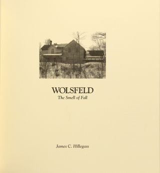 Wolsfeld: the smell of fall