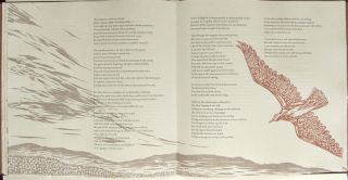 Ravaged with joy. A record of the poetry reading at the University of California, Davis, May 16, 1975. Woodcuts by Keiji Shinohara