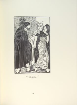 The engravings of Eric Gill
