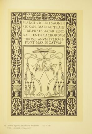 The typographic book 1450-1935: a study of fine typography through five centuries, exhibited in upwards of three hundred and fifty title and text pages drawn from presses working in the European tradition