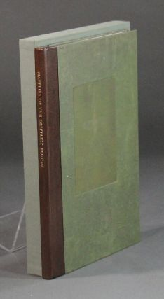 Mayflies of the driftless region. Wood engravings by Gaylord Schanilec, with identifications by Clarke Garry. Clarke Garry, , Gaylord Schanilec.