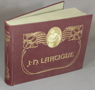 Boyhood photos of J. H. Lartigue. The family album of a gilded age. J. H. Lartigue.
