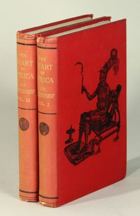 The heart of Africa: three years's travels and adventures in the unexplored regions of central Africa from 1868 to 1871 ... with an introduction by Winwood Reade ... Third and cheaper edition. Georg Schweinfurth, Dr.