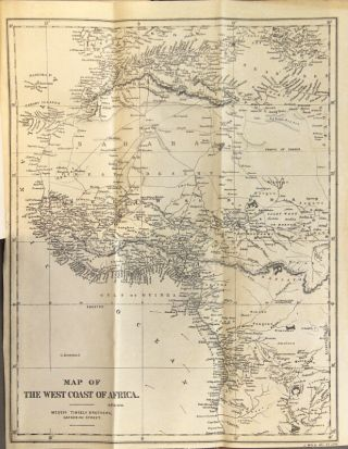 Wanderings in West Africa from Liverpool to Fernando Po. By a F. R. G. S. With map and illustration