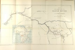 The first ascent of the Kasai being some records of service under the lone star