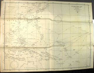 Map of the Pacific Theatre] = Air Force, Pacific fleet. Do not use for navigational purposes....