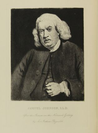 The life of Samuel Johnson and Journal of a tour to the Hebrides ... [Edited and] with a bibliographical introduction by Clement Shorter.