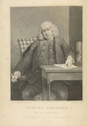 The life of Samuel Johnson. LL.D. comprehending an account of his studies and numerous works in chronological order; a series of his epistolary correspondence and conversations with many eminent persons; and various original pieces of his composition never before published. The whole exhibiting a view of literature and literary men in Great Britain...