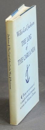 The log of the Carla Mia ... being an account of a single-handed passage across the Atlantic...
