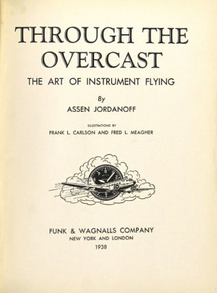 Through the overcast: the art of instrument flying
