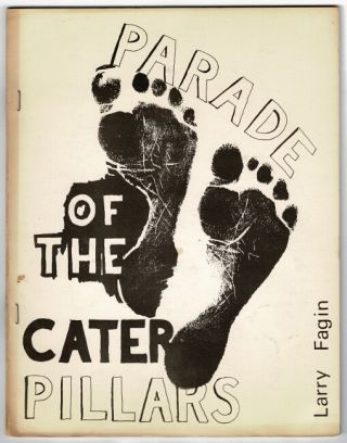 The parade of the caterpillars. Cover by George Schneeman. Larry Fagin
