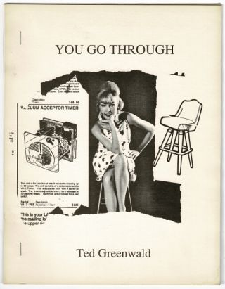 You go through. Ted Greenwald
