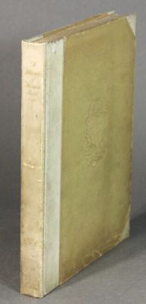 "A bibliography of ""The Complete Angler"" of Izaak Walton and Charles Cotton: being a..."