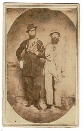 Beyond the lines: or a yankee prisoner loose in Dixie ... With an introduction by Rev. Alexander Clark