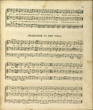 Social harmony, or a compilation of airs, duetts, and trios. Calculated for private devotion: most of which are fitted for the organ, or piano forte; also, a number of anthems and chorusses, suitable for churches and singing societies