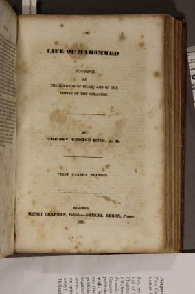 The life of Lord Byron ... First Canada edition
