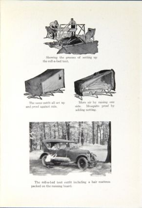 The motor camping book ... with 100 illustrations